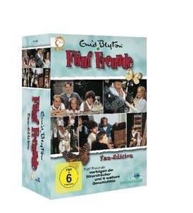 Fünf Freunde Box 1