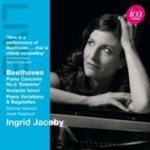 Klavierkonzert 5/Variationen/Bagatellen