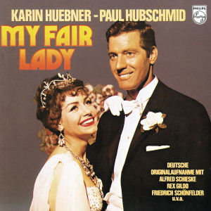 My Fair Lady. Musical-CD