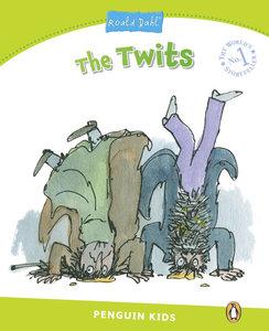 Penguin Kids 4 The Twits (Dahl) Reader