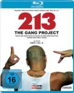 213-THE GANG PROJECT-Blu-ray Disc