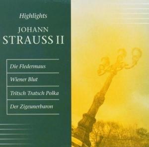Highlights Johann Strauß II