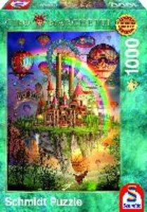 Ciro Marchetti, Regenbogenland, 1.000 Teile Puzzle