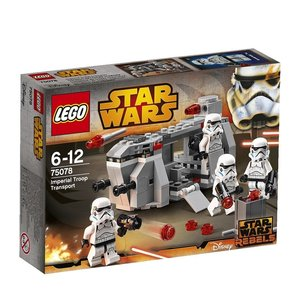 LEGO Star Wars 75078 - Imperial Troop Transport