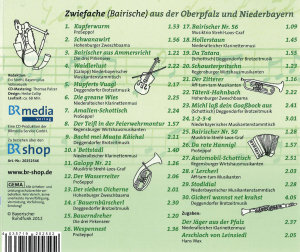 Zwiefache aus der Oberpfalz und Niederbayern