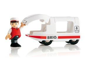 Brio 33508 - Reisezug mit Fahrer, Personenzug