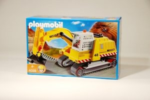 PLAYMOBIL® 4039 - Kettenbaggerlader