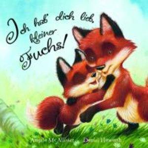 Ich hab dich lieb, kleiner Fuchs
