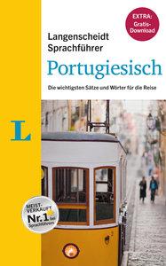 Langenscheidt Sprachführer Portugiesisch - Buch inklusive E-Book