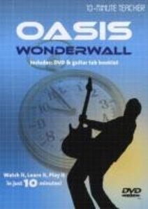 10 Minute Teacher Oasis Wonderwall