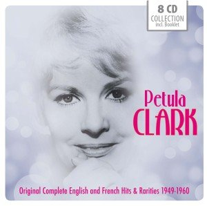 Petula Clark:English and French Rarities 1949-1960