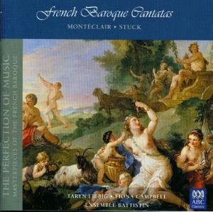 French Baroque Cantatas