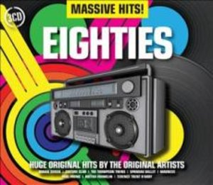 Massive Hits!-Eighties