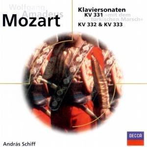 Klaviersonaten KV 331,332,333