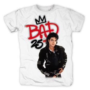 Bad 25,Shirt,GR M,Weiß