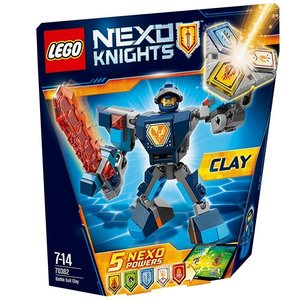 LEGO® Nexo Knights 70362 - Action Clay