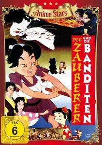 Anime Stars: Der Zauberer und die Banditen