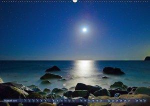 Wundersames Licht des Mondes (Wandkalender 2016 DIN A2 quer)