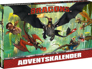 Dreamworks Dragons Adventskalender
