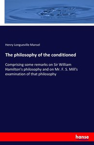 The philosophy of the conditioned