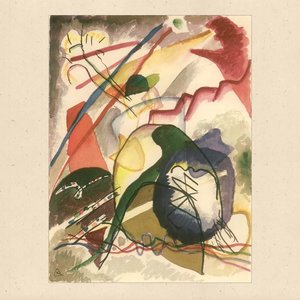Wassily Kandinsky Watercolours 2017 Modern Art