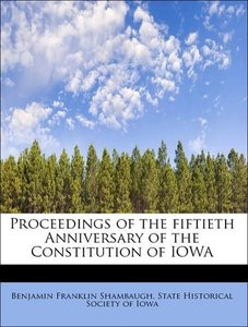 Proceedings of the fiftieth Anniversary of the Constitution of I