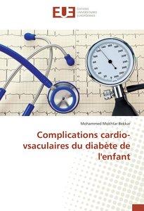 Complications cardio-vsaculaires du diabète de l\'enfant
