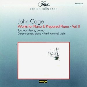 Works for Piano & Prepared Piano-Vol.2