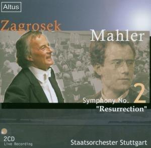 Sinfonie 2 in c minor,'Resurrection'