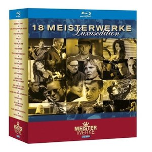 Meisterwerke in HD Luxusedition (Blu-ray)