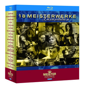 Meisterwerke in HD Luxusedition (Blu-ray)