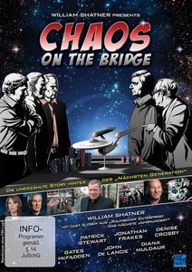 Chaos on the Bridge - William Shatner Presents