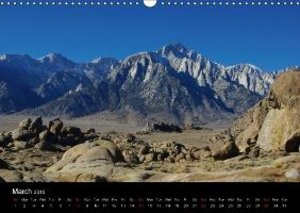 WILD WILD WEST / UK-Version (Wall Calendar 2015 DIN A3 Landscape