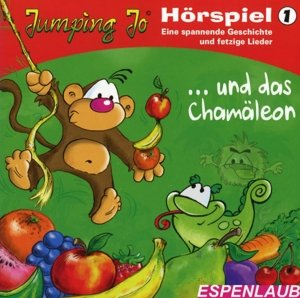Jumping Jo und das Chamäleon - CD Hörspiel