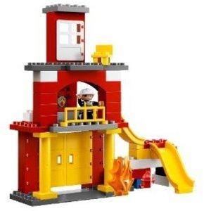 LEGO® Duplo 6168 - Feuerwehr-Hauptquartier