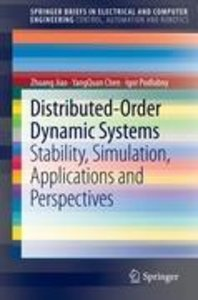 Distributed-Order Dynamic Systems