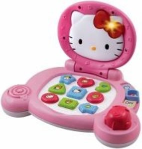 VTech 80-137404 - Hello Kitty: Erster Laptop