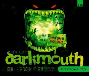 Darkmouth - Der Legendenjäger (4 CD)