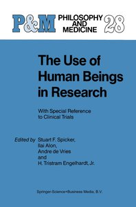 The Use of Human Beings in Research