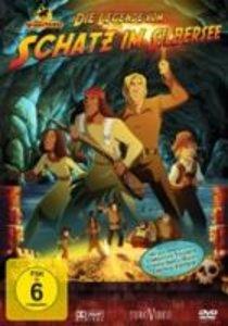 Winnetoons-Die Legende vom Schatz im Silbers (DVD)