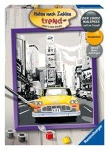 Ravensburger 28394 - New York Taxi, MNZ, Malen nach Zahlen