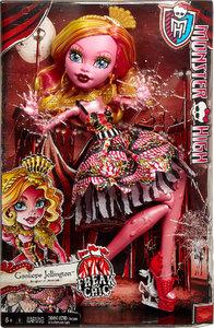Mattel Monster High Schaurig schöne Show Gooliope Jelli