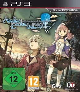 Atelier Escha & Logy: Alchemists of the Dusk Sky (Playstation PS