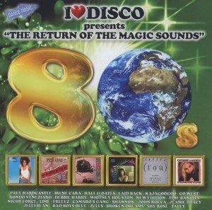 I Love Disco 80s Vol.8