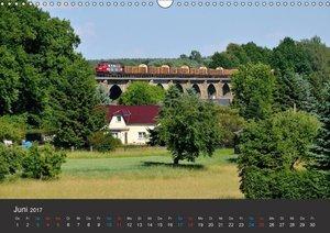 Oberlausitzer Eisenbahnen 2017 (Wandkalender 2017 DIN A3 quer)