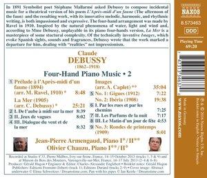 Klaviermusik zu vier Händen Vol.2