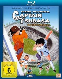 Captain Tsubasa - Die tollen Fußballstars - Limited Gesamteditio