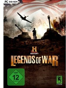 Legends of War (PC-DVD)