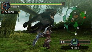 Monster Hunter: Freedom Unite [PSP Essentials]