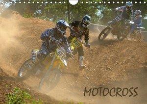 Dietrich, J: Motocross (Wandkalender 2015 DIN A4 quer)